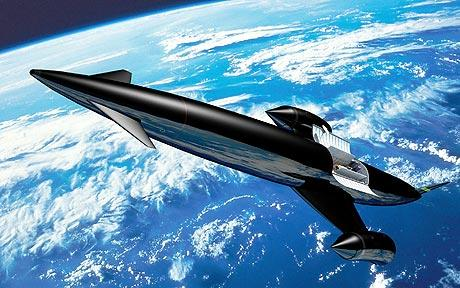 Skylon is an unpiloted, reusable spaceplane intended to provide inexpensive and reliable access to space: Skylon: commerical space 'aircraft' available in Britain 'within 10 years'
